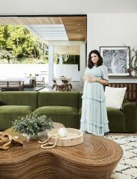 Jenna Dewan's New LA Home with AllModern