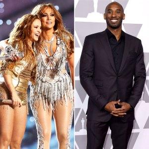 Jennifer Lopez Shakira Didnt Honor Kobe Bryant During Super Bowl 2020