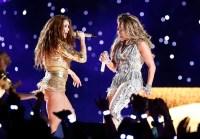 Jennifer Lopez Shakira Superbowl 2020