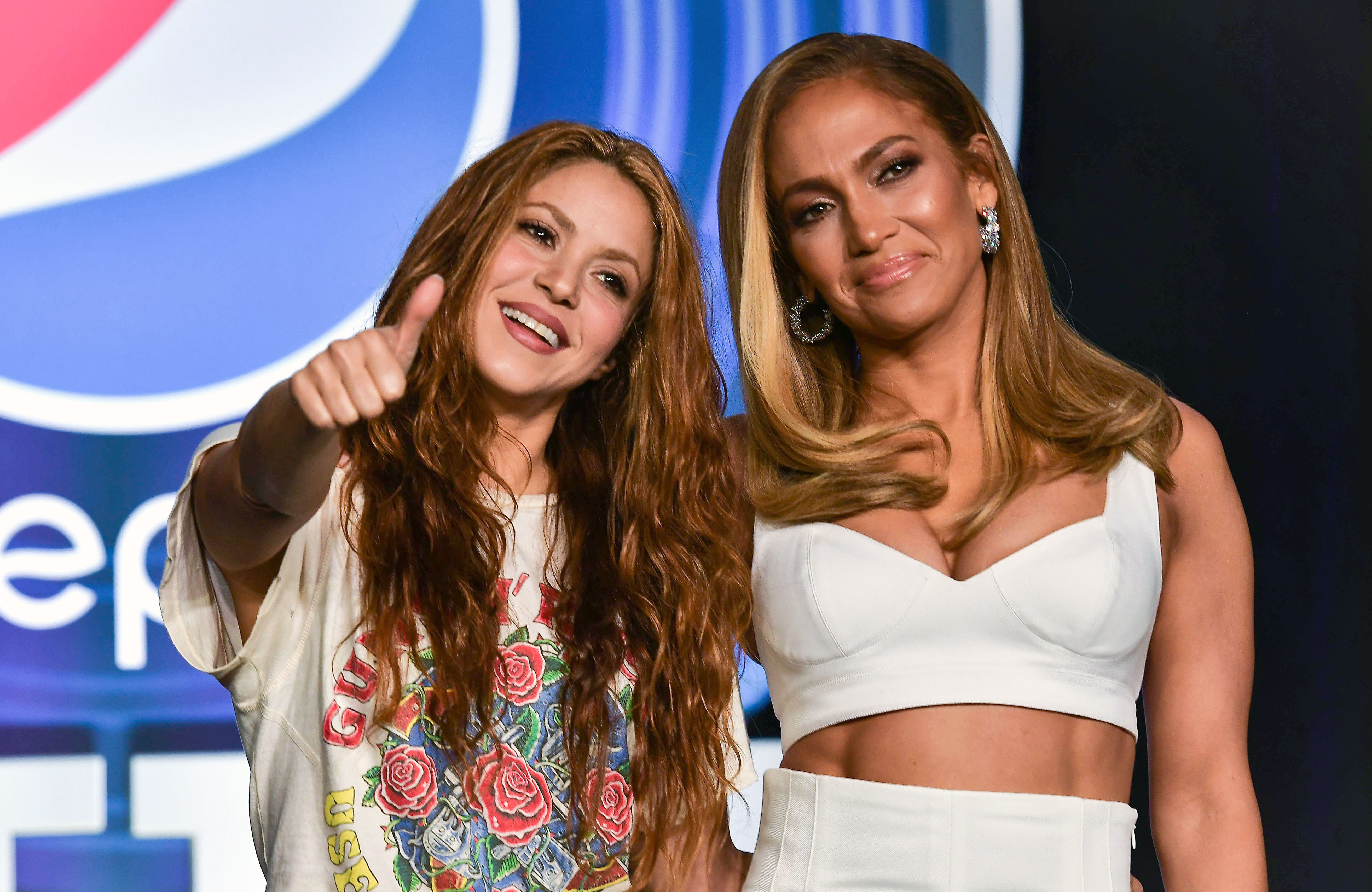 Jennifer Lopez and Shakira Bring the Heat to Miami With Fierce Super Bowl 2020 Halftime Show