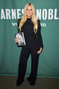 Jessica Simpson's Book Tour Style - February 4, 2020