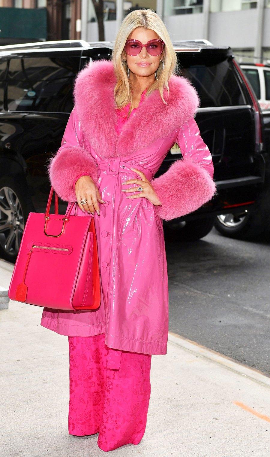 Jessica Simpson's Book Tour Style - February 4, 2020