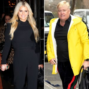 Jessica Simpson I Dont Talk My Dad Joe Simpson About His Sexuality