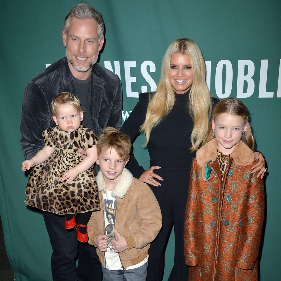 Jessica Simpson: I Hope My Children 'Can Learn From My Mistakes'
