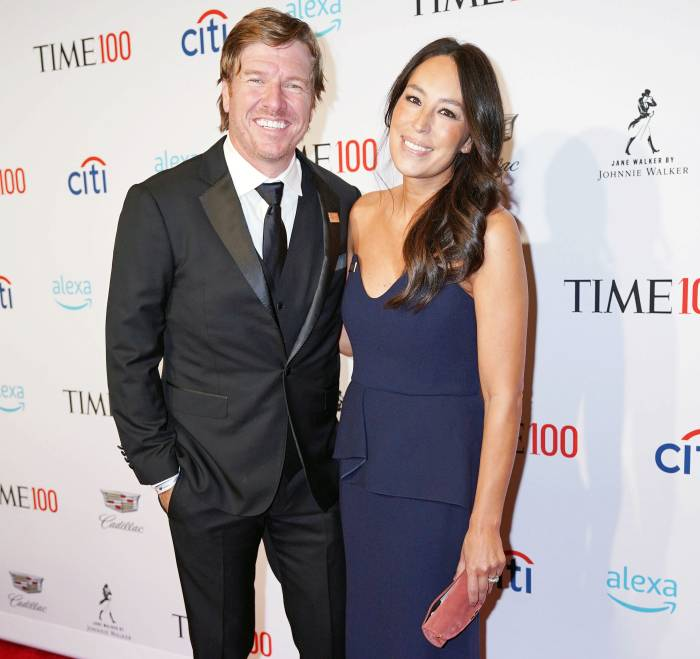 Joanna Gaines and Chip Gaines Eldest Son Drake Gets Drivers Permit on Same Day Baby Crew Walks