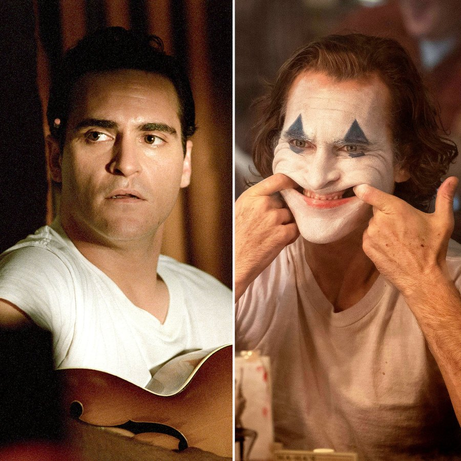 Joaquin Phoenix Most Memorable Roles Through Years