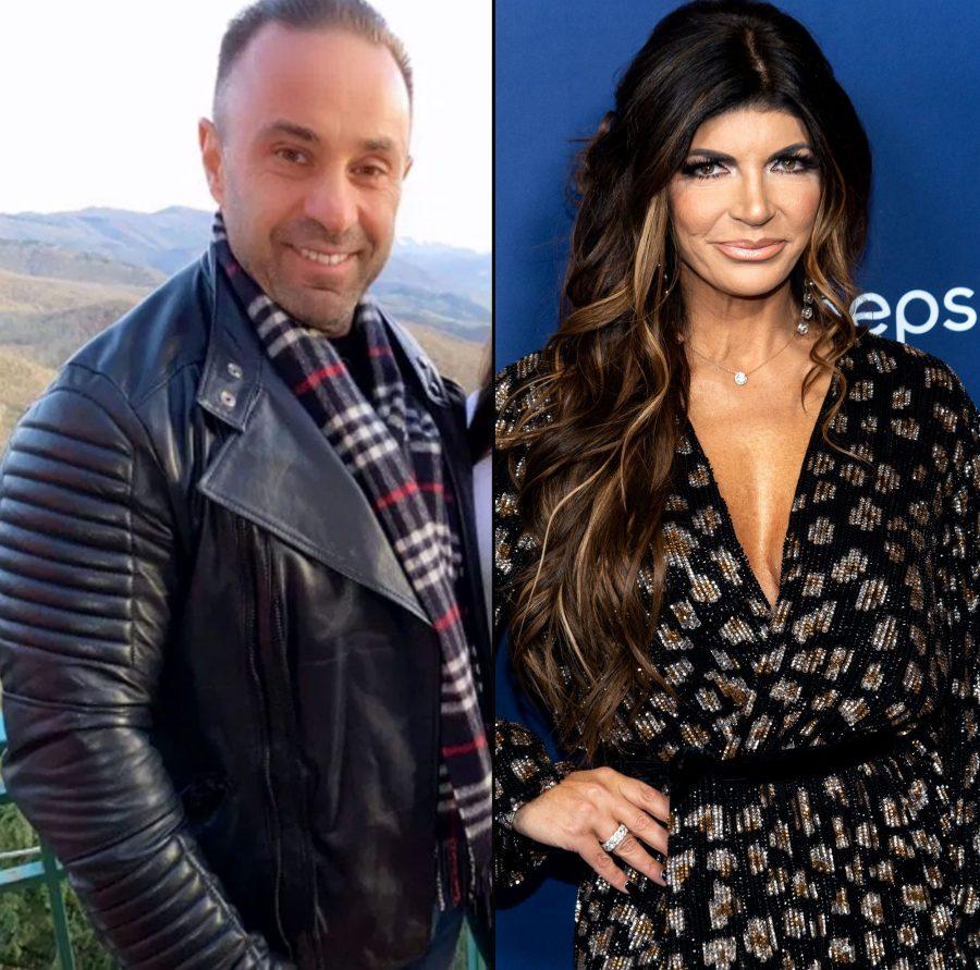 Joe Giudice Says He 'Failed' in His Marriage to Teresa Giudice