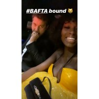 Joshua Jackson and Pregnant Wife Jodie Turner-Smith Dazzle at the 2020 BAFTAs After Gender Reveal