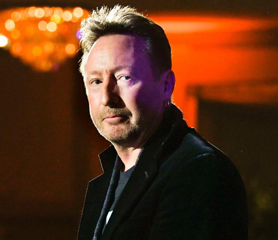 Julian Lennon health scare