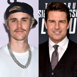 Justin Bieber On Why He Challenged Tom Cruise To Fight