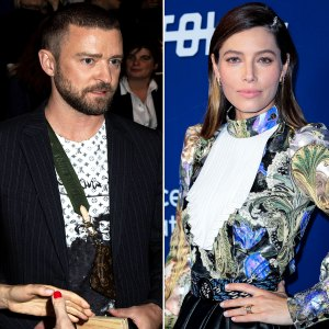 Justin Timberlake Bending Over Backward Jessica Biel After His PDA Scandal