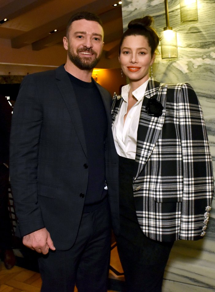 Justin Timberlake Supports Jessica Biel at 'The Sinner' Premiere After His PDA Scandal