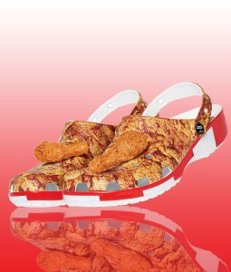 KFC x Crocs Collaboration