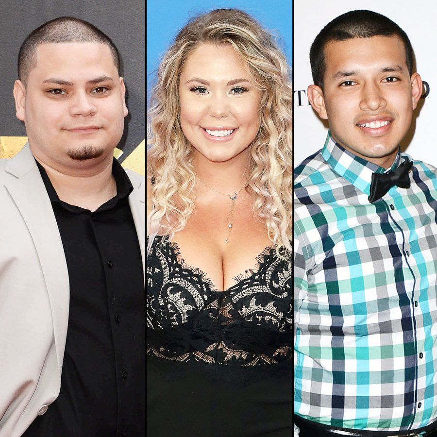 Kailyn Lowry Dating History