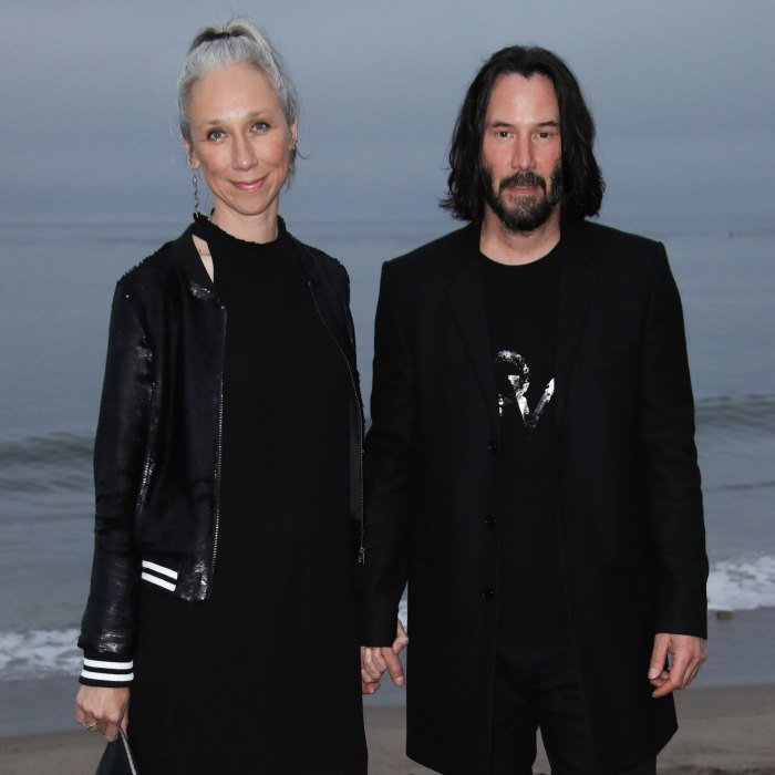 Keanu Reeves Spotted With Alexandra Grant for 1st Time Since Going Public