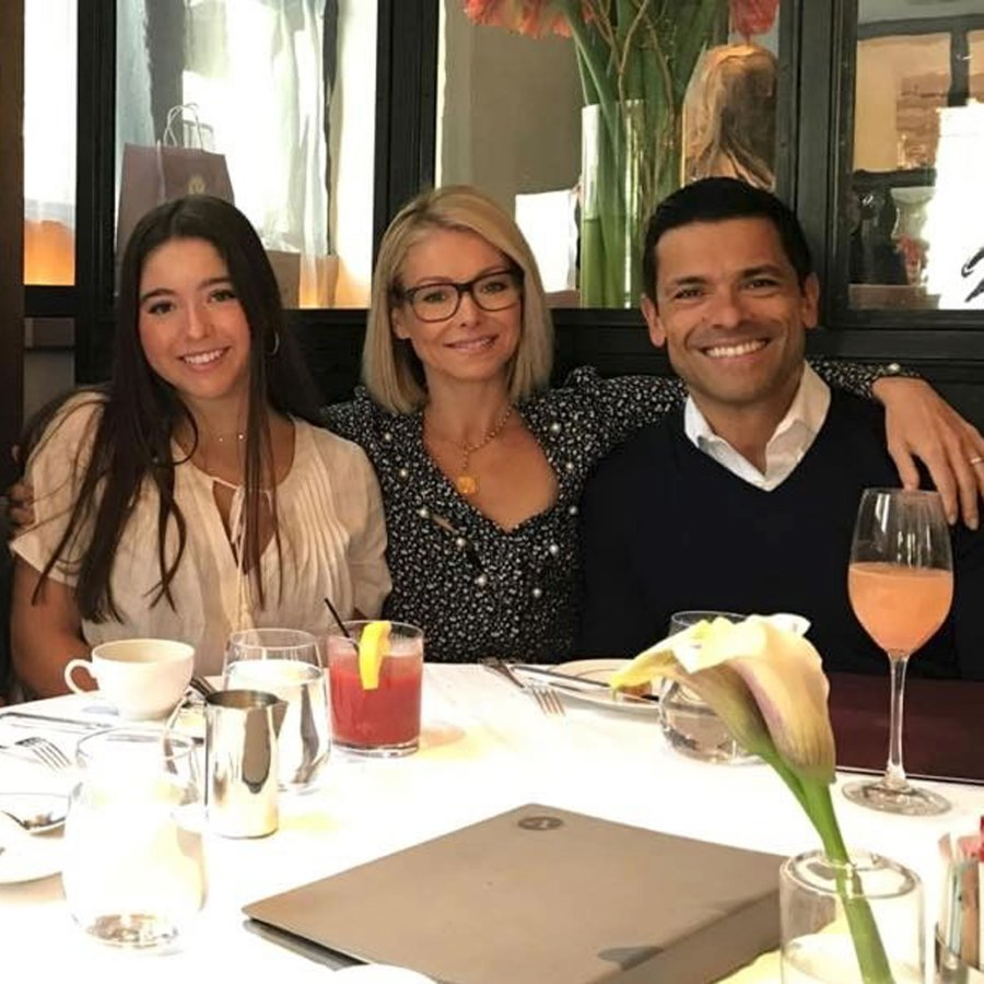 Kelly Ripa and Mark Consuelos' Daughter Lola Jokingly Calls Them 'Absolutely Repulsive'