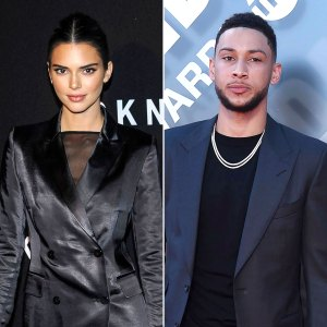 Kendall Jenner Ben Simmons Arent Exclusive