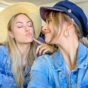 Kendall Long Celebrates Galentine's Day After Joe Amabile Split