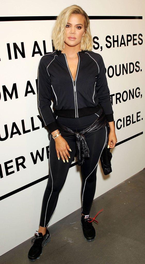Khloe Kardashian Good American