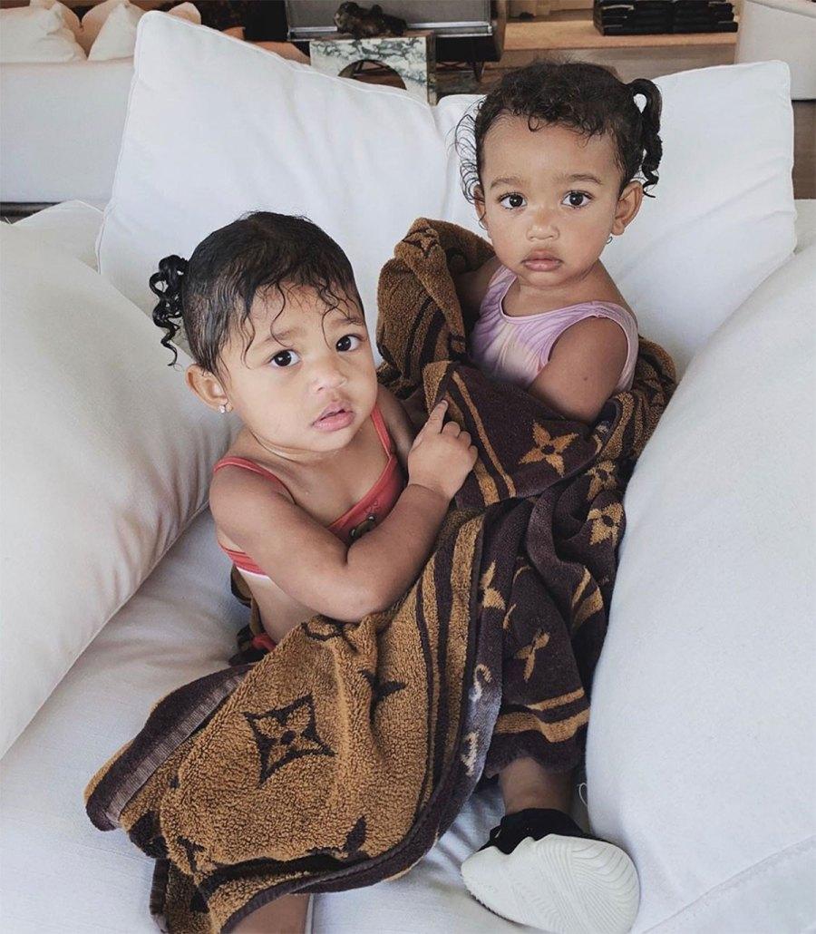 Kim Kardashian's Daughter Chicago's Baby Album