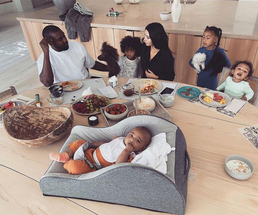 Kim Kardashian's Motherhood Quotes