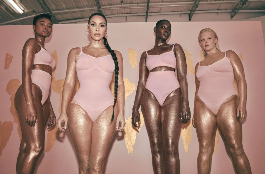 Kim Kardashian Skims Valentine's Day Collection