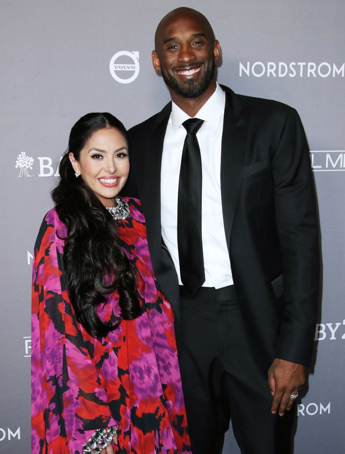 """Kobe Bryant Gifted Wife Vanessa The Blue Dress From """"The Notebook"""""""