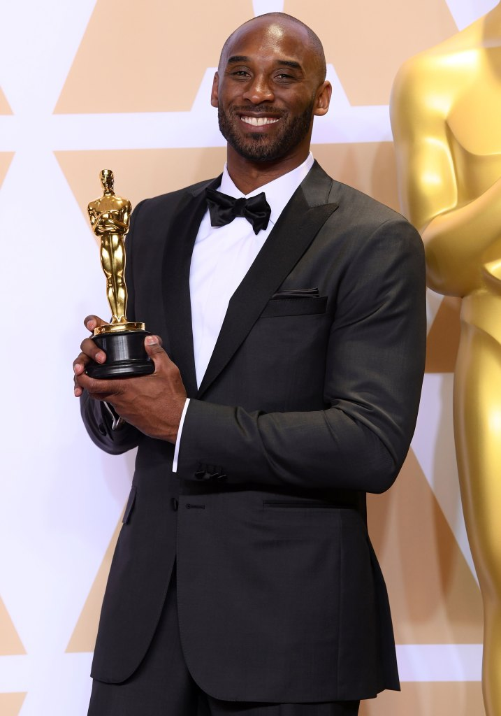 Kobe Bryant Was Honored at 2020 Academy Awards