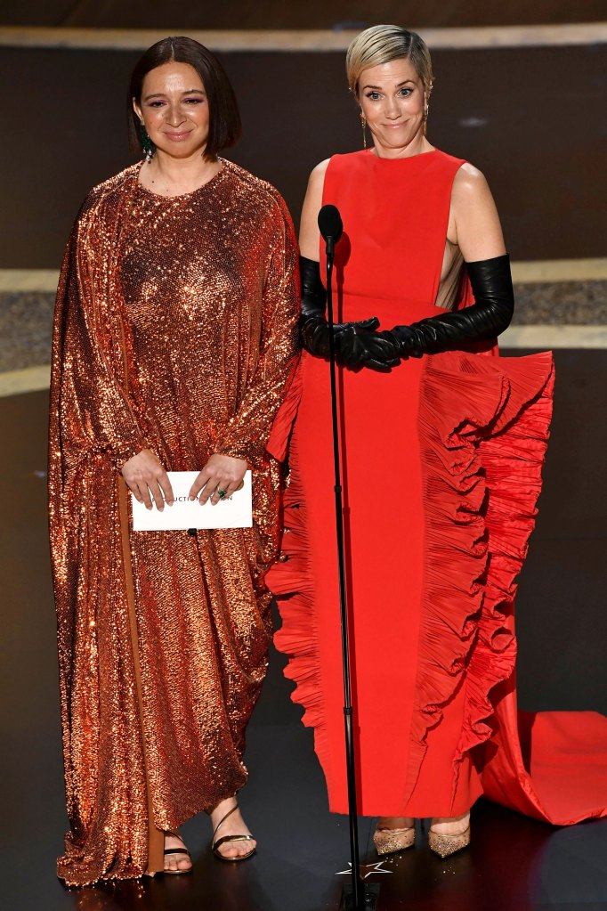 Kristen Wiig and Maya Rudolph's, Eminem More Top Oscars Moments Oscars 2020