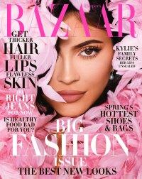 Kylie Jenner Harpers Bazaar March 2020 Interview