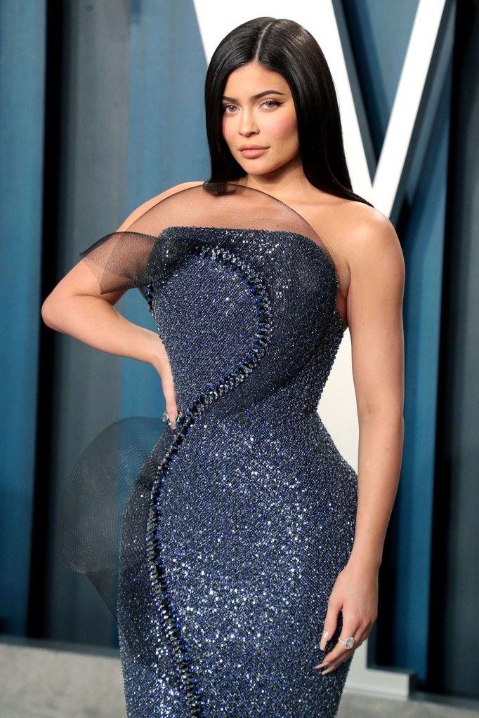 Kylie Jenner Vanity Fair Oscar Party Life of Kylie