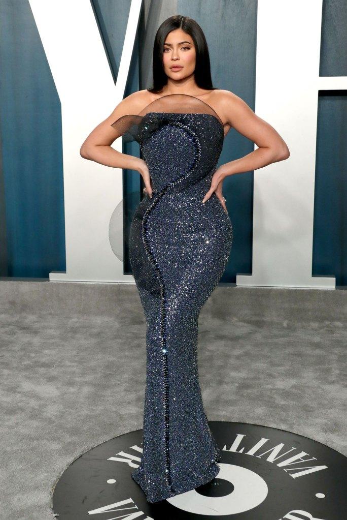 Kylie Jenner Vanity Fair Oscar Party Oscars 2020