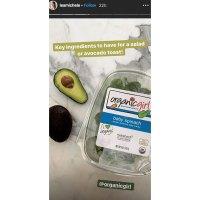 Peeking Inside Lea Michele Reveals Healthy Foods Her Fridge