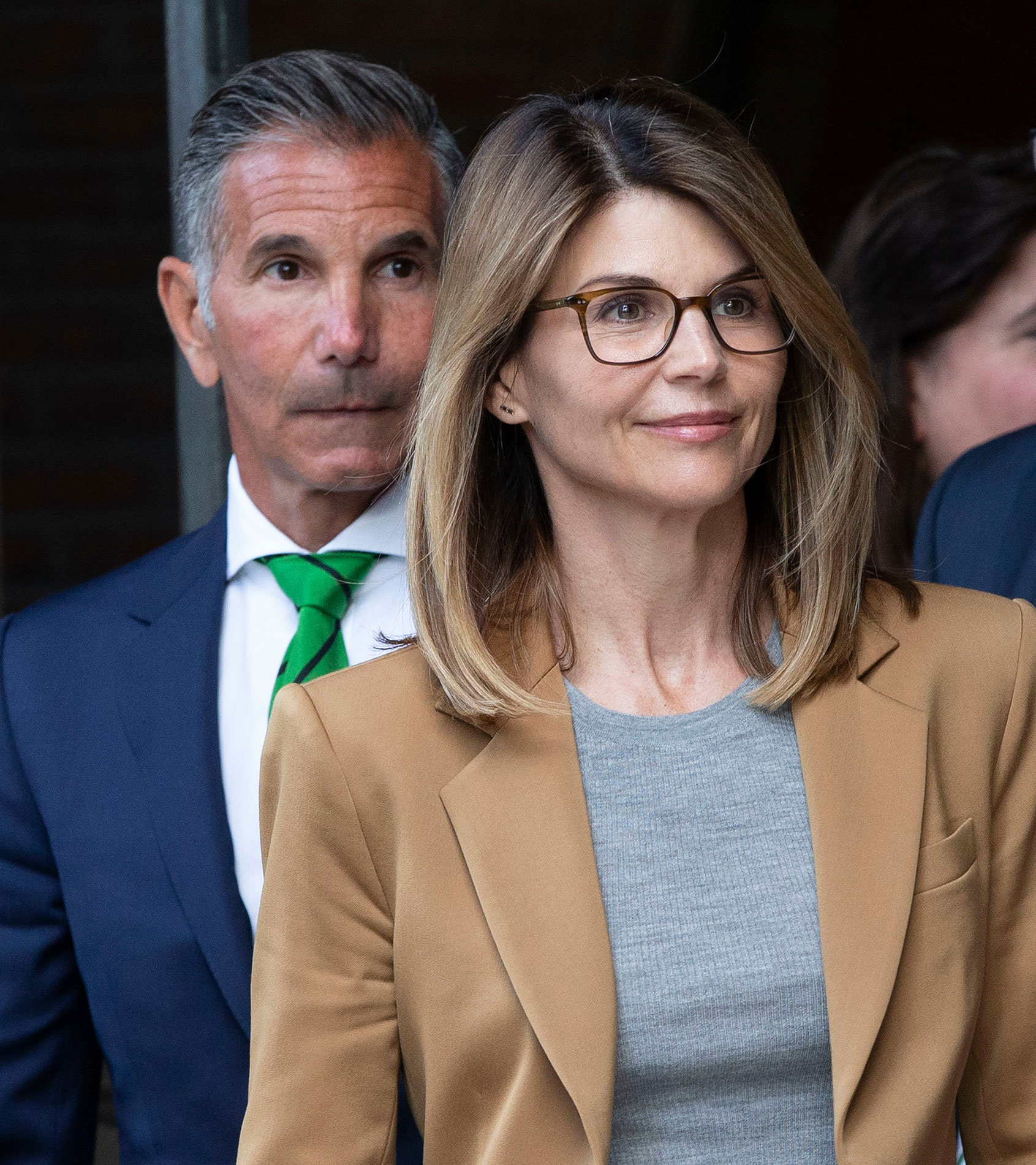 Lori Loughlin and Mossimo Giannulli Rowing Resume Released