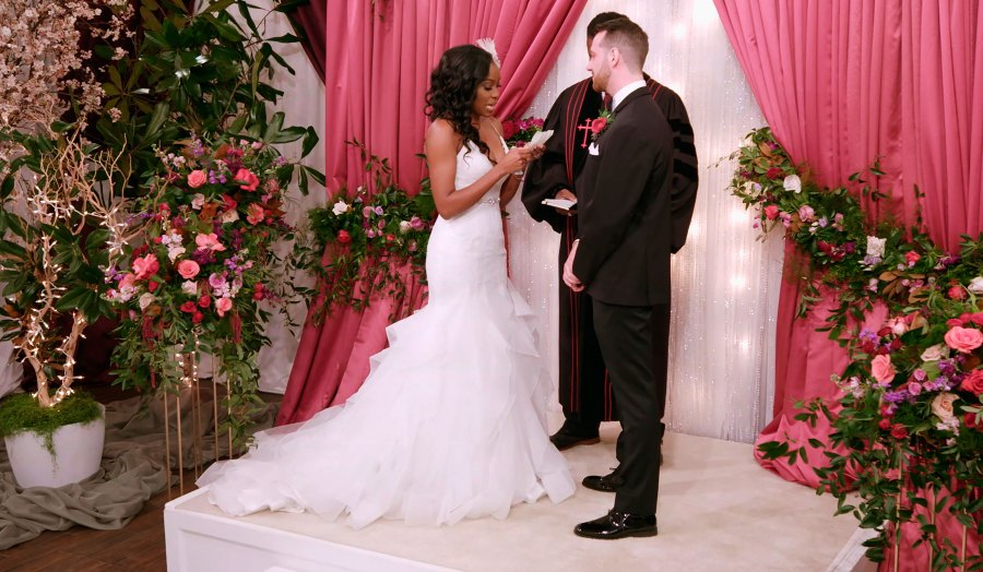 Lauren & Cameron Love Is Blind Finale Which Couples Said I Do