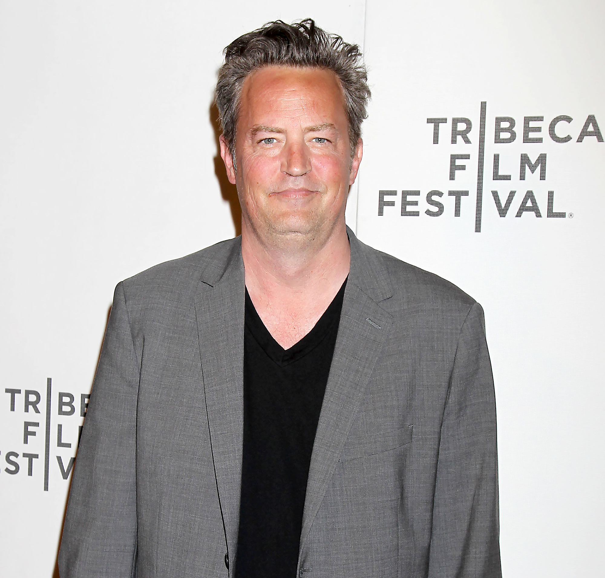 Molly Hurwitz Celebrates Matthew Perry With Valentines Day Post