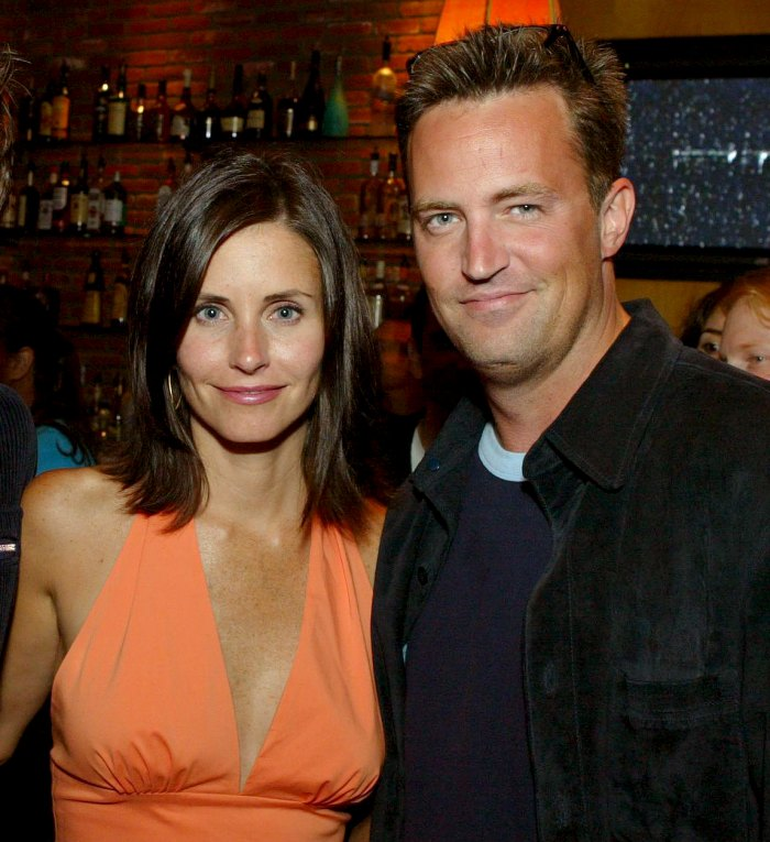 Matthew Perry's Pals Hope He Settles Down With GF Molly ...