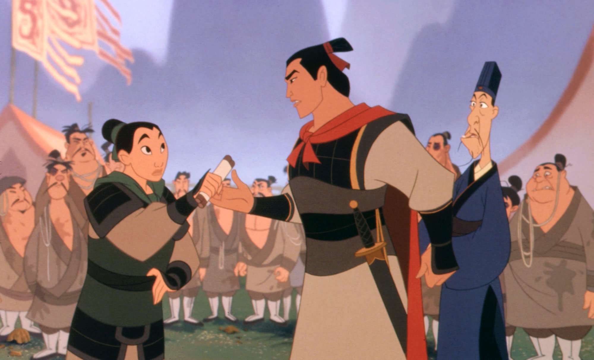 Here S Why Li Shang Won T Be In The Mulan Live Action Movie