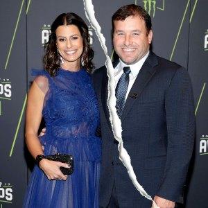 NASCAR Driver Ryan Newman and Wife Krissie Announced Split 4 Days Before Daytona 500 Wreck