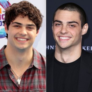 Noah Centineo On His Buzzed Hair