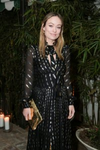 Olivia Wilde attends the CAA Pre-Oscar Party