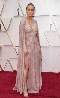 Oscars 2020 Arrivals - Brie Larson