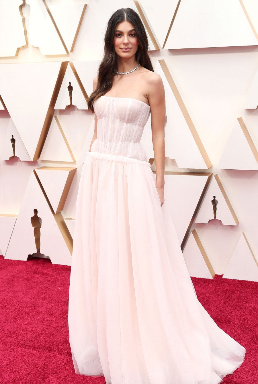 Oscars 2020 Arrivals - Camila Morrone
