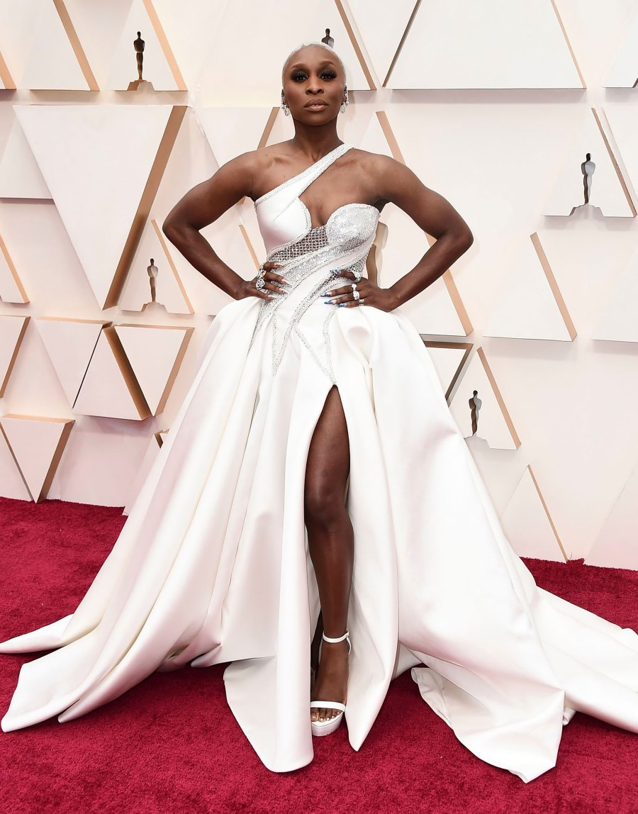 Oscars 2020 Arrivals - Cynthia Erivo