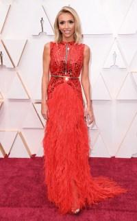 Oscars 2020 Arrivals - Giuliana Rancic