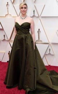 Oscars 2020 Arrivals - Greta Gerwig