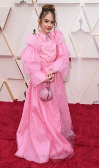 Oscars 2020 Arrivals - Julia Butters
