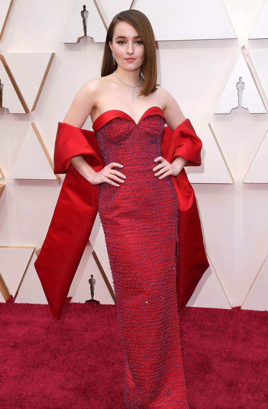 Oscars 2020 Arrivals - Kaitlyn Dever