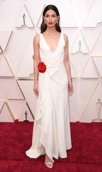 Oscars 2020 Arrivals - Lily Alridge