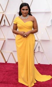Oscars 2020 Arrivals - Mindy Kaling